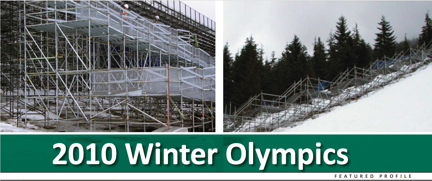 2010 Winter Olympics QuikDeck-Featured Profile
